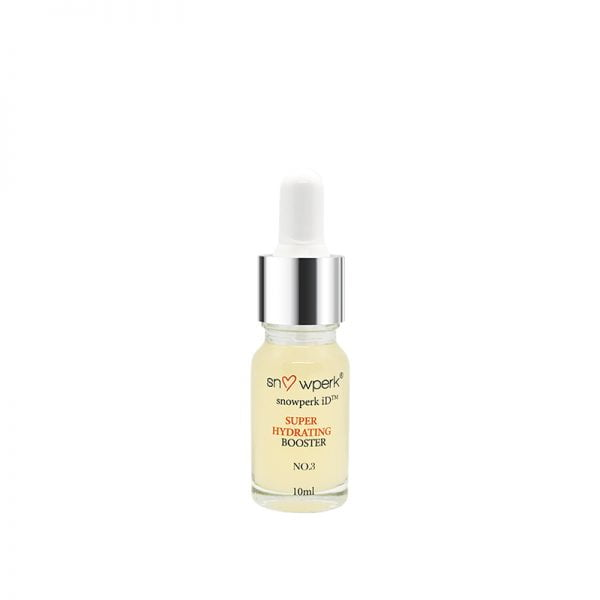 Personalised skincare - Super Hydrating Booster (10ml) best for acne dry skin