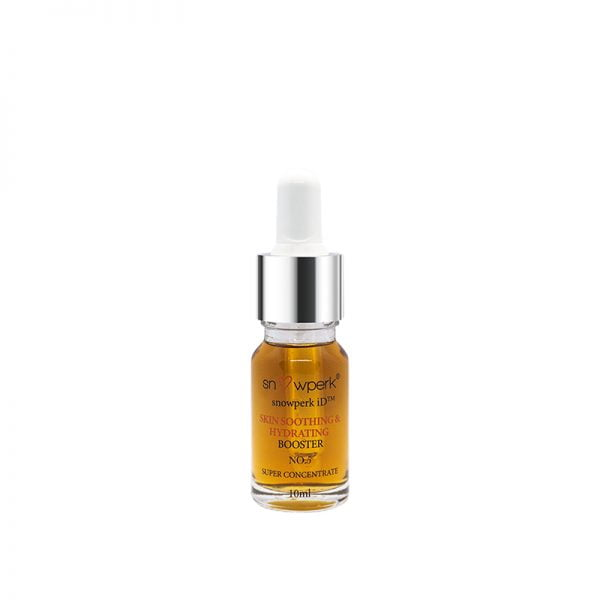 Personalised Skincare - Snowperk skin soothing & hydrating booster