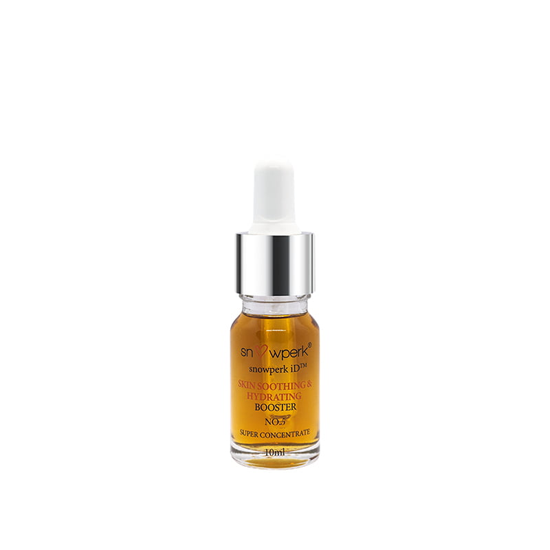 肌肤舒缓保湿精华液<br>Skin Soothing & Hydrating Booster 10mL