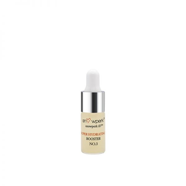 Refreshingly hydrate your skin with Super Hydrating Booster