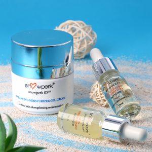 personalised skincare to brighten skin