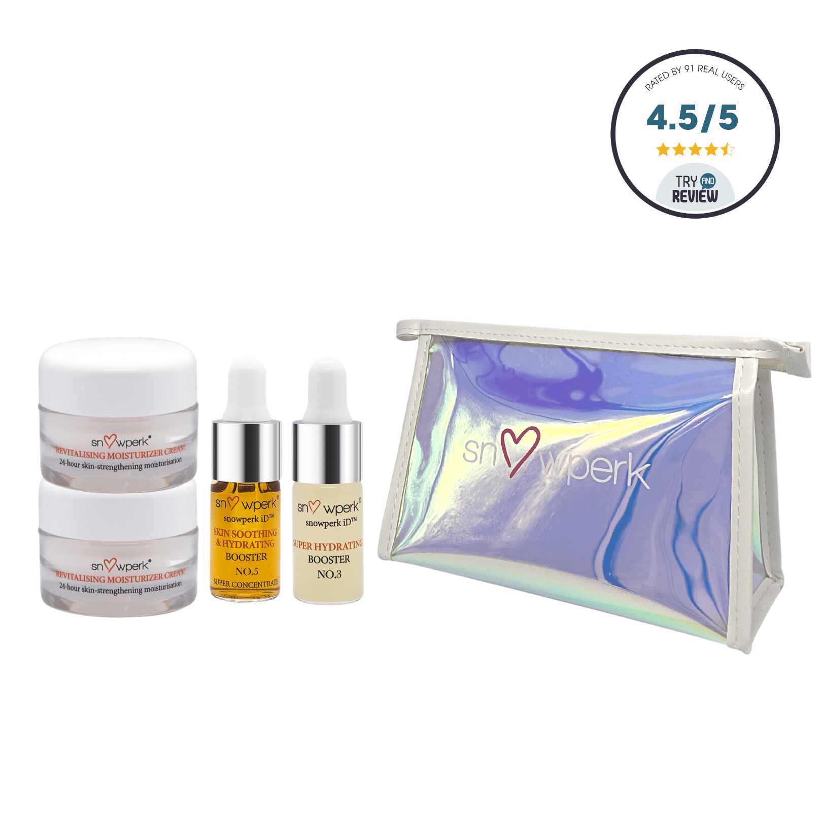 Soothing & Intense Hydration Starter Set (DS)