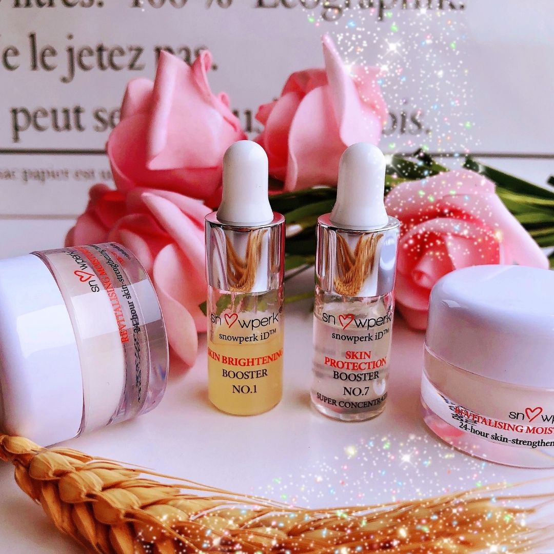 Singapore made skincare